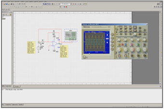 Circuit design by Multisim